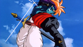2. Kogu attacks while in his base form