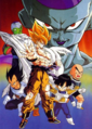 Arco de Freezer Artwork DBZ