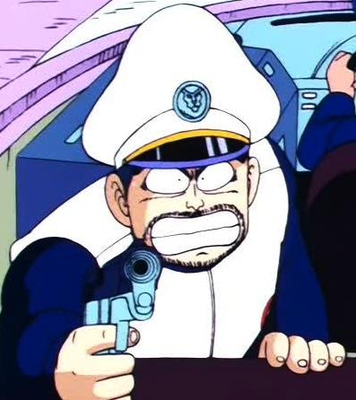 Capitaine des gardes