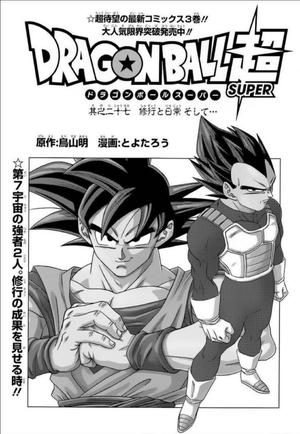 Capítulo 27 (Dragon Ball Super)