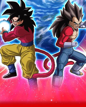 Super Saiyan 4 Wiki Dragon Ball Fandom
