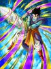 Dokkan Battle Latent Power Gohan (Teen) card (Apprentice Supreme Kai Adolescent Gohan with Z Sword SSR-UR)