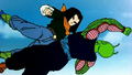 N°17 vs Piccolo Dieu