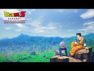 -IT- Dragon Ball Z- Kakarot - Trunks the Warrior of Hope DLC Trailer
