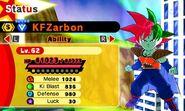 KF Zarbon (SSG Goku)