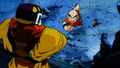 Kuririn vs Slug