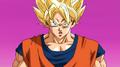 DBS SSJ Goku tired 2309213