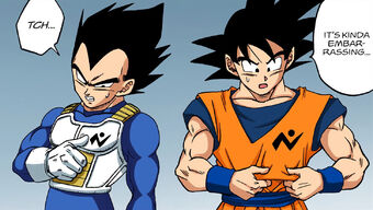 Battle Armor Dragon Ball Wiki Fandom Vegeta armor with whis symbol is in pq 100. battle armor dragon ball wiki fandom