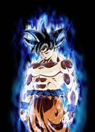 Son Goku nueva visual