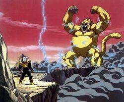 golden great ape dragon ball wiki