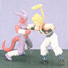 Combat Janemba v gogeta b