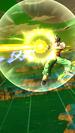 DB Legends Shallot (DBL00-01) Full Power Dodon Ray (Special Move Arts - firing - Mercenary Tao DBL01-31E)