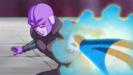 Hit Stops Goku