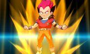 KF SSG Goku (SS4 Vegeta)