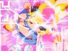 8. Super Mega Cannon Sigma overwhelmed by Goku power