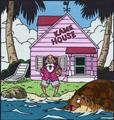 Ending 7 Kame House