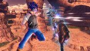 Patrullero vs Goku MNG