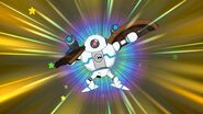 SDBH World Mission Hero Robo Super Hero Robo Capsule Activated! (Capsule Corporation Machine Mutant)