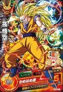 Super Saiyan 3 Goku Heroes