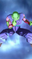 Piccolo charges the Special Beam Canon