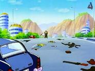Piccolo en Ginger Town