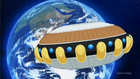 Sorbet's Spaceship about to enter the Earth by the end of DBS Episode 20 02