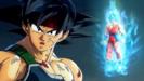 DBXV2 Prologue Bardock's Vision (Super Saiyan Blue Goku)