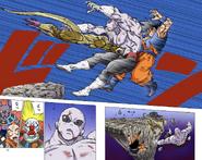 Eliminazione Goku Jiren e Freezer