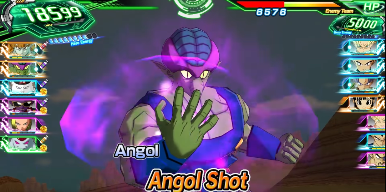 Angol Shoot