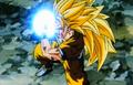 Vegeta's Respect - SS3 Goku Kamehameha