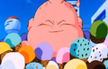 Celebrations with Majin Buu - Majin Buu ice cream