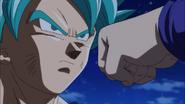 DBS ep90 SSJ blue Goku