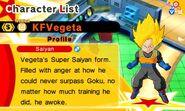KF SS Vegeta (SS Goku)