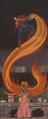 Mamba chocking Goku Jr. Huge Pan