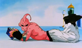 Dragon Ball Majin Boo saga humour