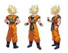 Goku SS (Dragon Ball Super Broly) Boceto