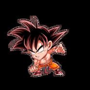 Jumputi Kaio-Ken Goku