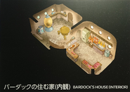 Bardock's House Interior