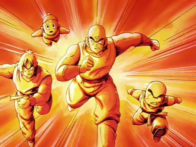 Dragon Ball épisode 131
