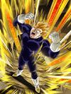 Dokkan Battle Full Charge Opposition Great Saiyaman (SS) japanese card (Super Saiyan Unmasked Great Saiyaman UR)