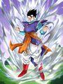 Dokkan Battle The Sign of Ultimate Evolution Gohan (Teen) card (Apprentice Supreme Kai Ultimate Gohan SSR-UR)