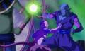 Piccolo vs Frost