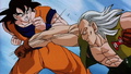 Android 13 fights goku2