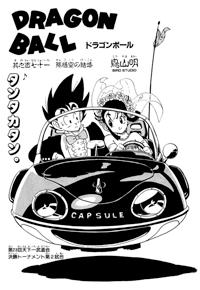 Goku Gets Married!