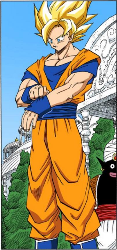 Super Saiyan Full Power