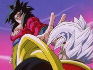 Goku Super Saiyan vs Super Baby Vegeta 2 (3)