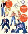 Watagash character design