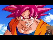 Goku Kamehameha Greek Dub - Dragon Ball Super