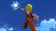 Naruto con Traje de Goku