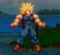 Ultra Super Saiyan Trunks ssw2